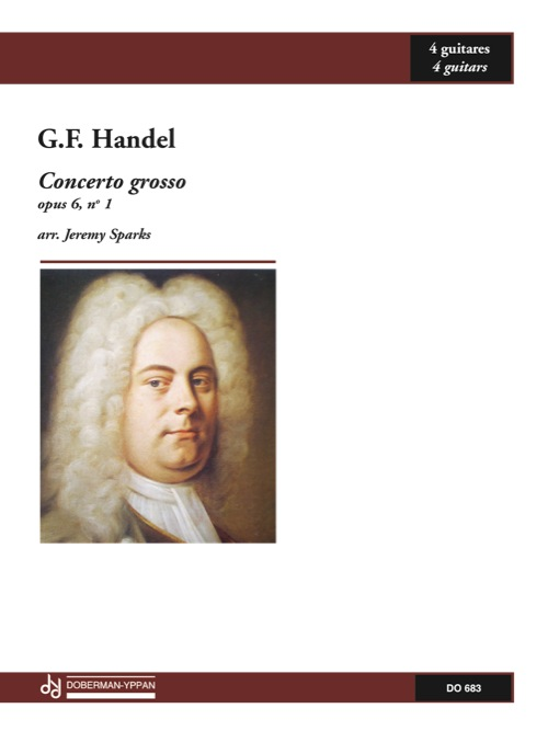 Concerto grosso, opus 6, no 1