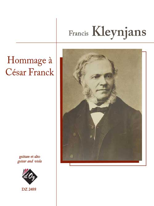 Hommage à César Franck