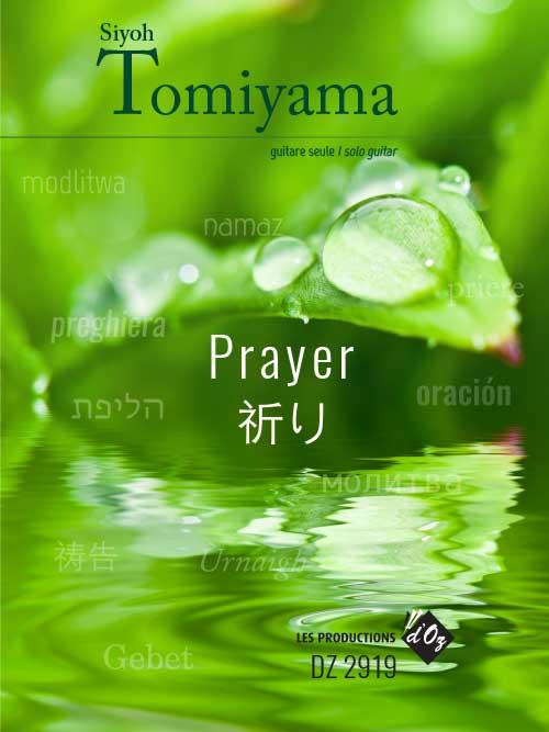 Prayer, opus 43