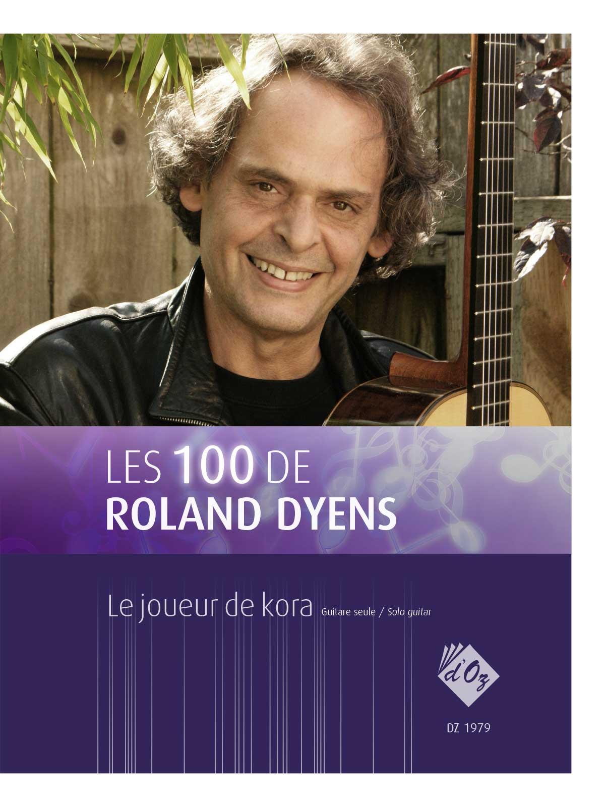 Les 100 de Roland Dyens - Le joueur de kora