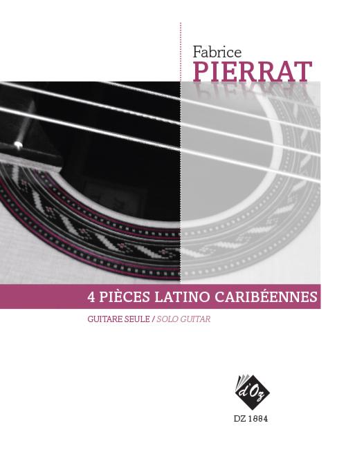 4 pièces latino caribéennes