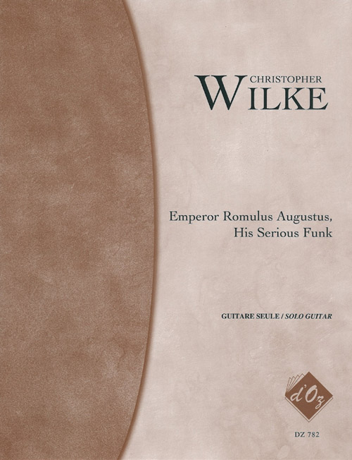 Emperor Romulus Augustus