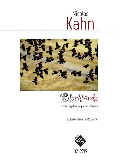 Blackbirds - Trois chapitres de jour et d'ombre