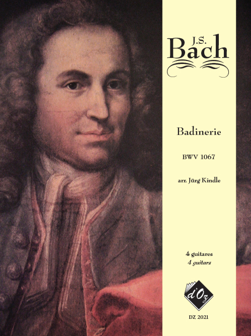 Badinerie, BWV 1067