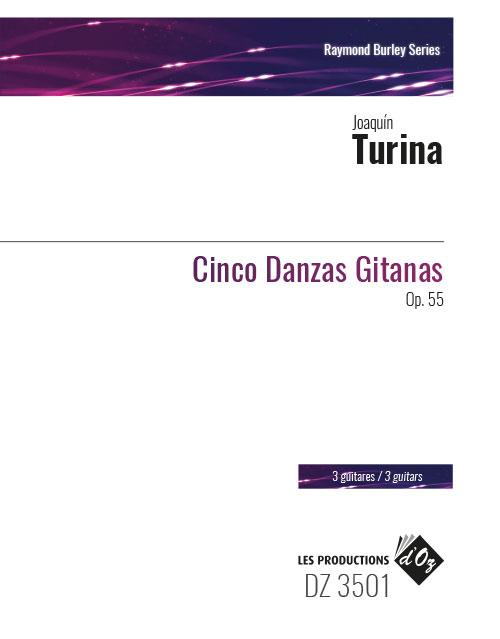 Cinco Danzas Gitanas, Op. 55