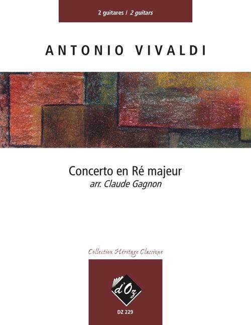 Concerto en Ré majeur, RV 93