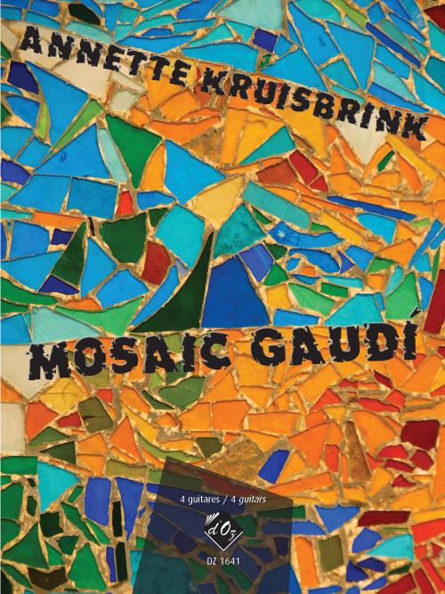 Mozaic Gaudí