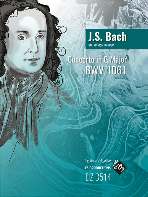 Concerto in G Major BWV 1061