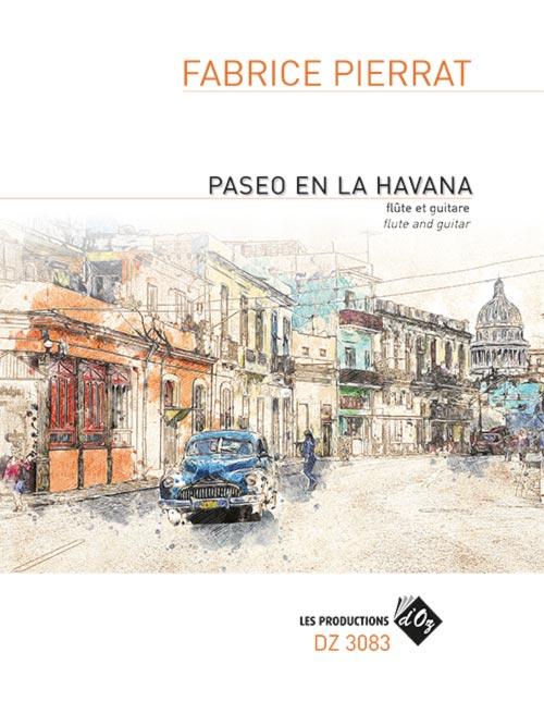 Paseo en la Havana