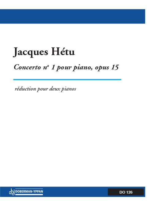 Concerto pour piano, opus 15 (réduction pour 2 pianos)