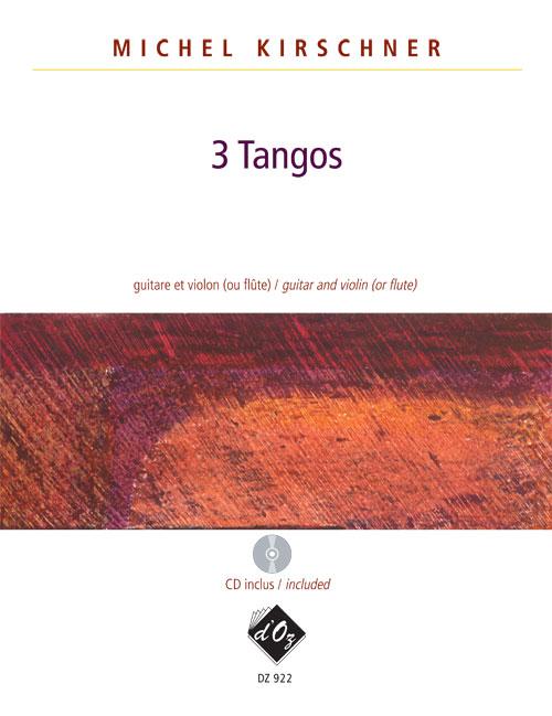 3 Tangos (CD incl.)