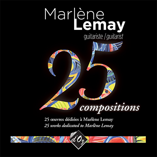 Édition 25e anniversaire, 25 comp. version CD