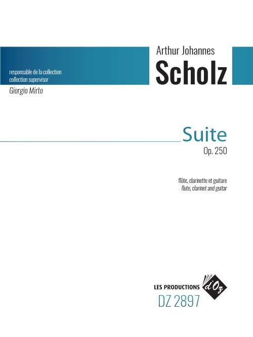Suite, opus 250