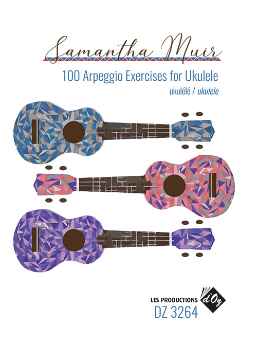 100 Arpeggio Exercises for Ukulele