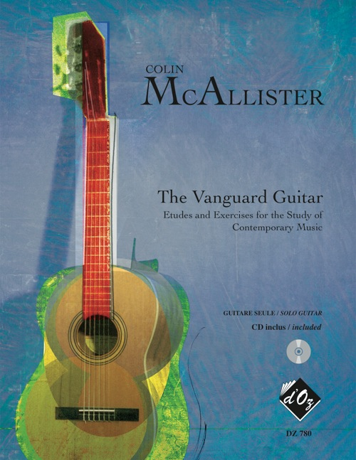 The Vanguard Guitar (CD incl.)