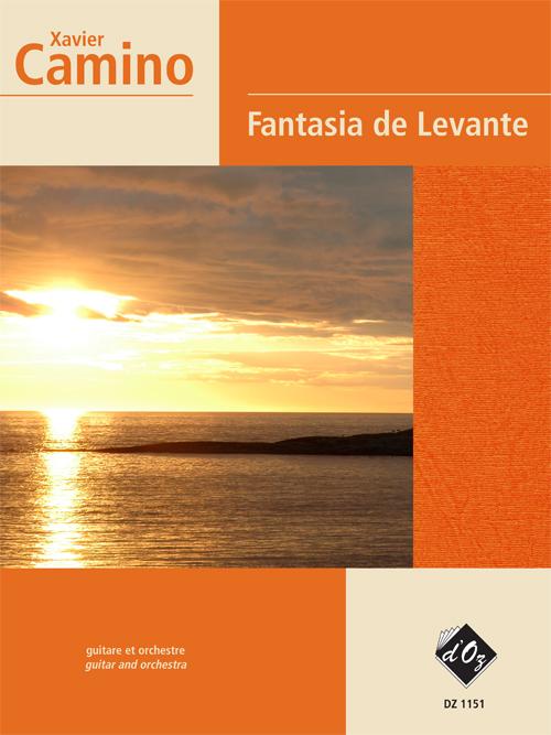 Fantasia de Levante (score)