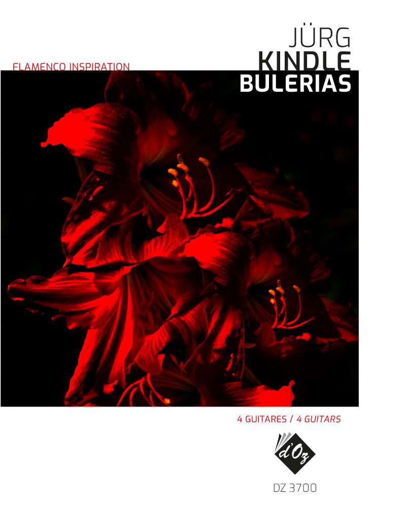 Flamenco Inspiration - Bulerias