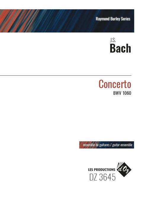 Concerto BWV 1060