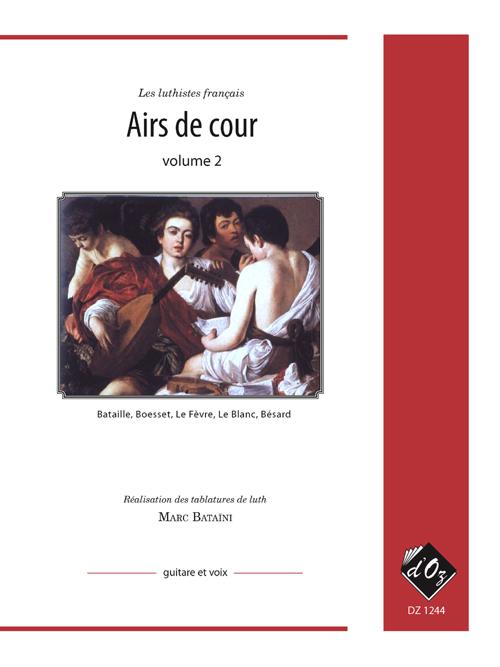 Airs de cour, vol. 2