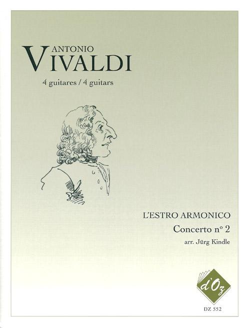 L'Estro Armonico, Concerto no 2, RV 578