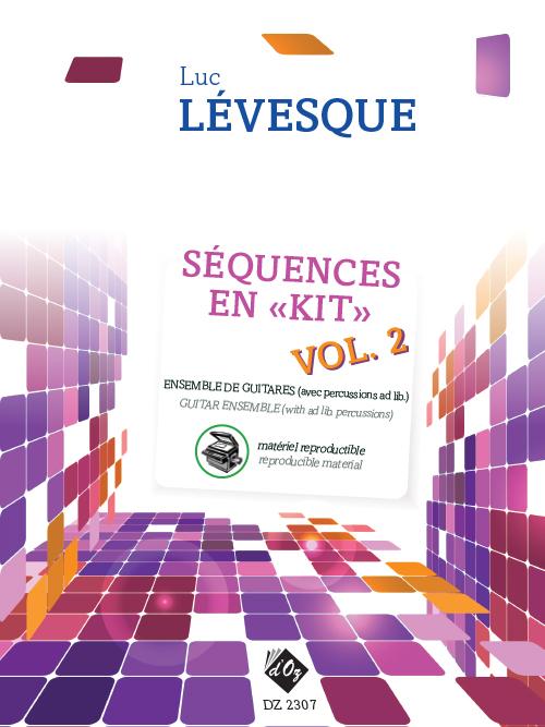 Séquences en «Kit», vol. 2 - matériel reproductible