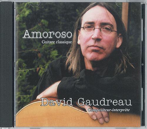David Gaudreau - Amoroso - CD