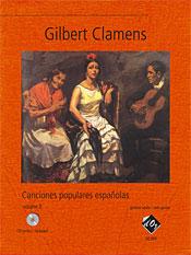 Canciones populares españolas, vol. 2 (CD incl.)