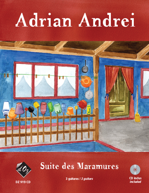 Suite des Maramures (CD incl.)
