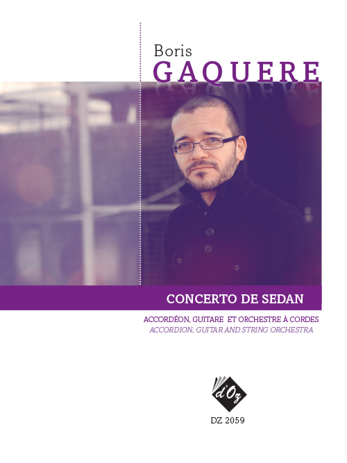 Concerto de Sedan (score)