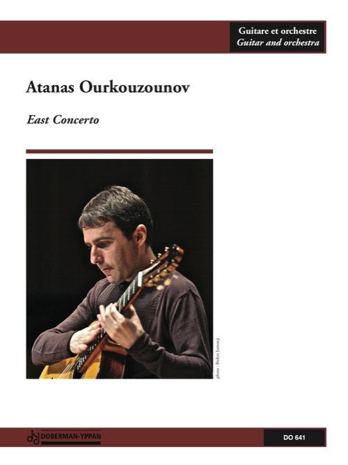 East Concerto (score)