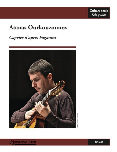 Caprice d'après Paganini