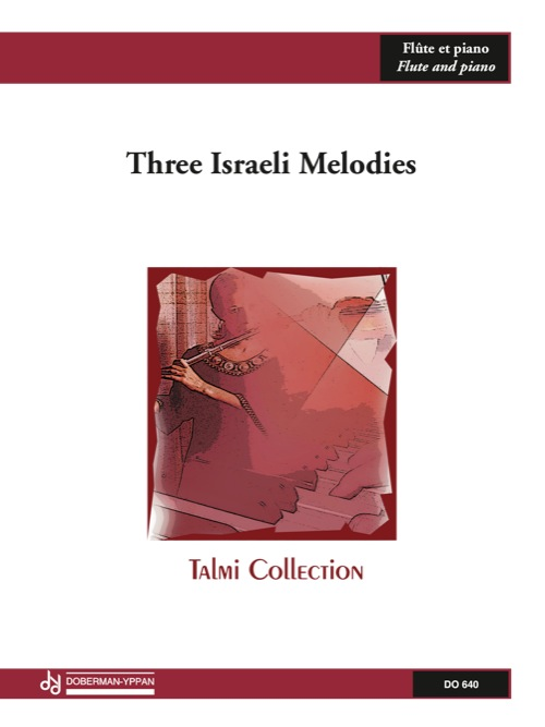 Three Israeli Melodies