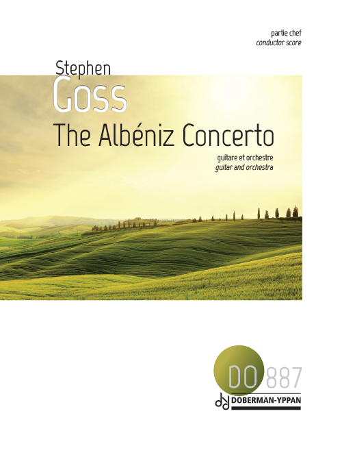 The Albéniz Concerto - separate parts