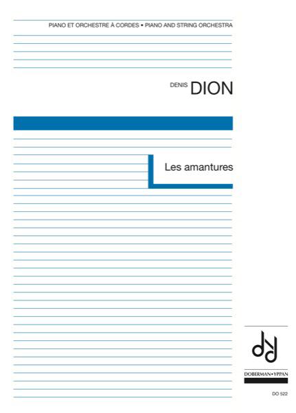 Les Amantures (score)