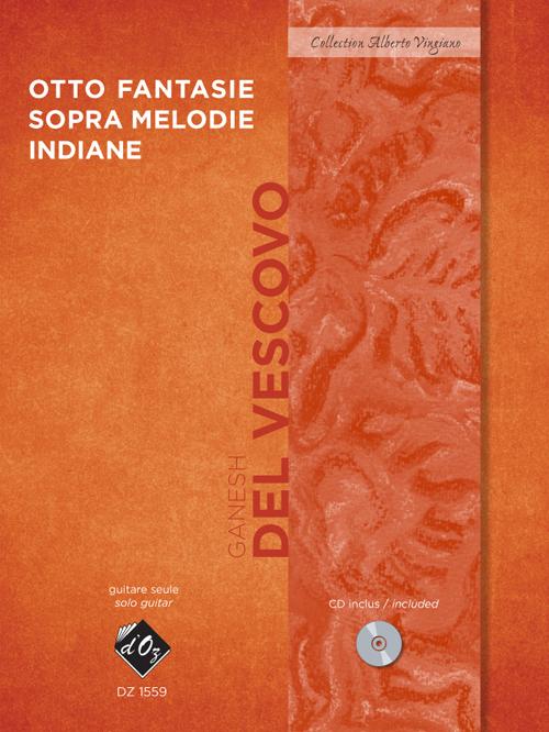 Otto fantasie sopra melodie indiane (CD incl.)