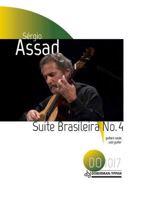 Suite Brasileira No. 4