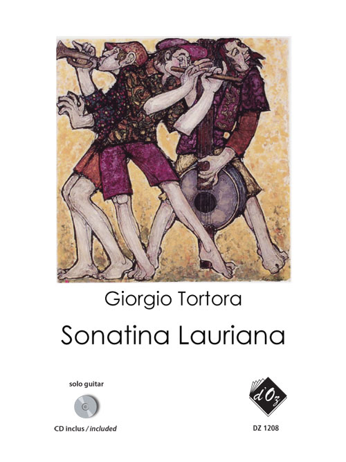 Sonatina Lauriana (CD inclus)