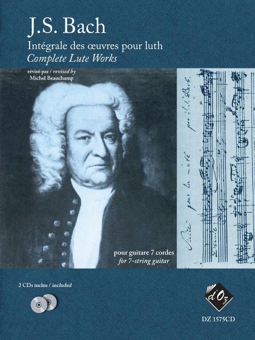 Intégrale des compositions pour luth (CD incl.)