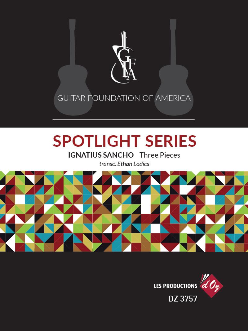 GFA Spotlight Series, Three Pieces