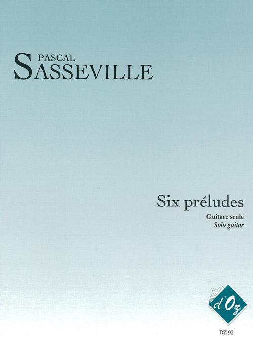 Six préludes