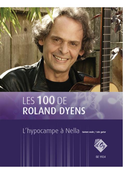 Les 100 de Roland Dyens - L'hypocampe à Nella