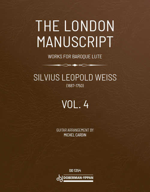 The London Manuscript, vol. 4