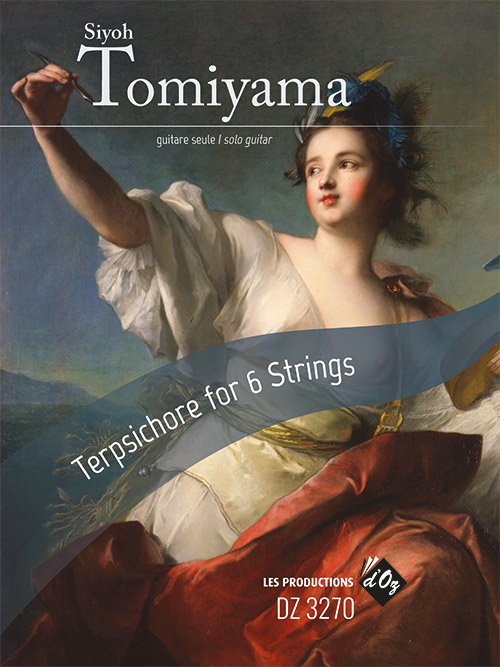 Terpsichore for 6 Strings