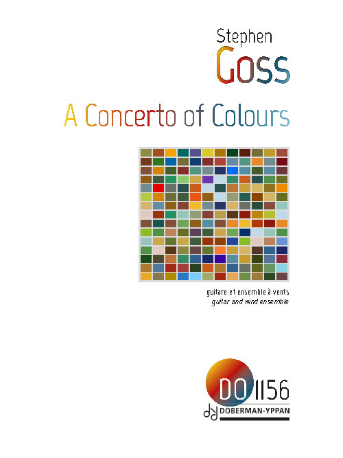 A Concerto of Colours