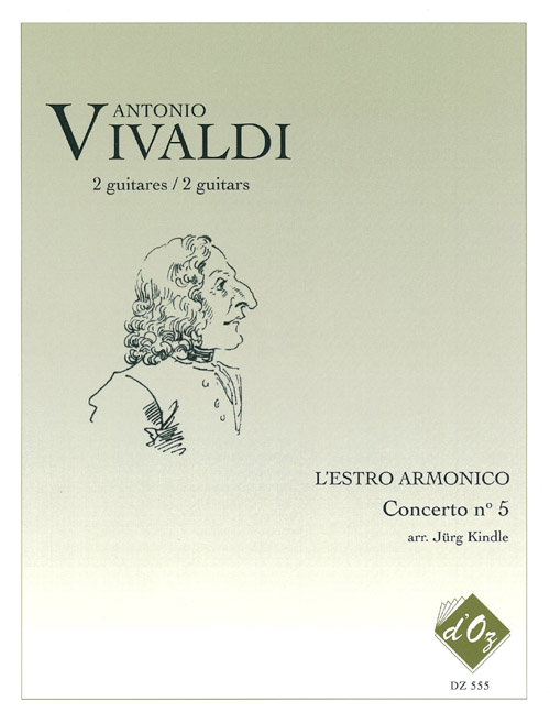L'Estro Armonico, Concerto no 5, RV 519