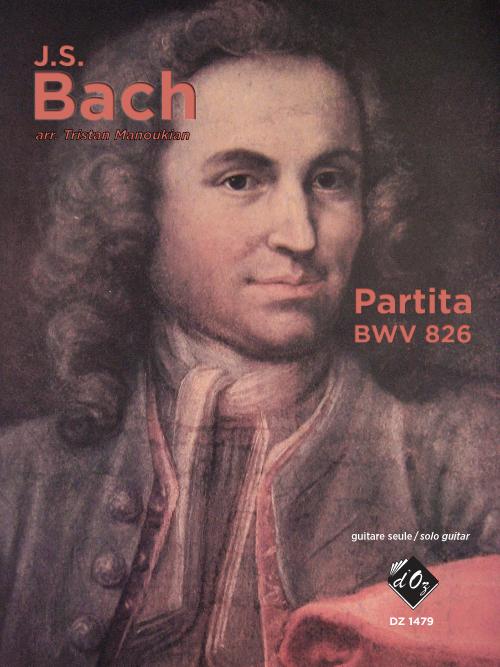 Partita BWV 826