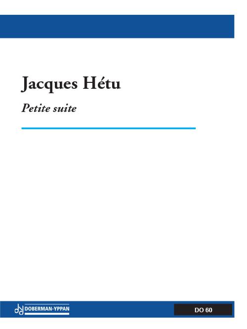 Petite suite, opus 7