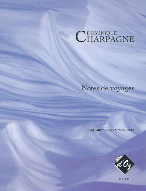 Notes de voyages