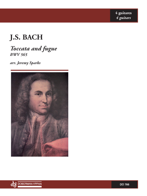 Toccata and Fugue, BWV 565