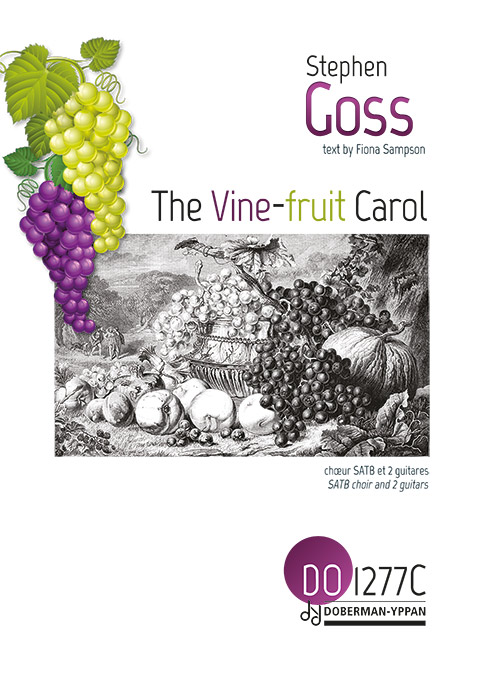 The Vine-fruit Carol (kit de 12)